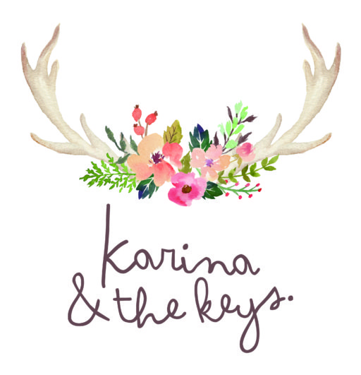 Karina & the Keys Logo